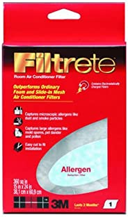 3M Filtrete Air Conditioner Filter, 15-Inch by 24-Inch (9808