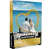 DAKOTABOX - Caja Regalo - SUEÑOS PARA DOS - 2690 Experiencias de ensueño