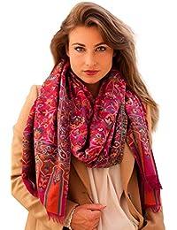 4c4c87e11031a8 Suchergebnis auf Amazon.de für: paisley schal - Wolle: Bekleidung