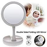 Lighted Travel Makeup Mirrors - Best Reviews Guide