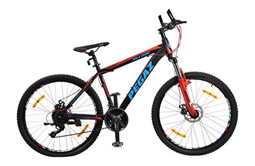 5. Geekay Pegaz Model- EF500 7 RKT-200 Steel Mountain Bike