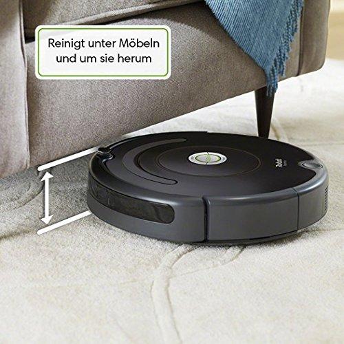 iRobot Roomba 650 Staubsaug-Roboter - 8