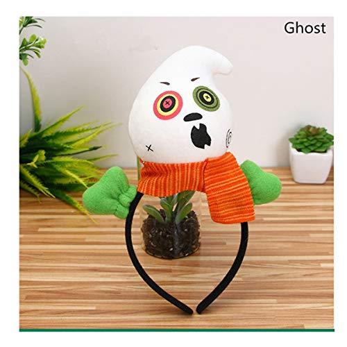 Longzhuo Halloween-Stirnband für Kinder, Geschenk für Halloween, für Jungen und Mädchen