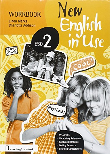 New English In Use ESO 2 Workbook + Language Builder por Vv.Aa.