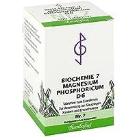 Biochemie 7 Magnesium Phosphoricum D 6 Tabl., 500 Stück preisvergleich bei billige-tabletten.eu