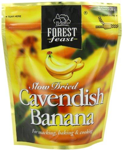 Fruit Doypacks Cavendish Banana 200 g (Pack of 4) ()