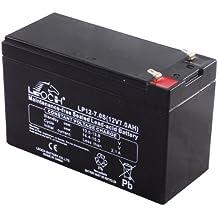 BATERIA UPS SAI Y VEHICULOS ELECTRICOS GAMA GEL AGM 12V 7Ah 151x65x95mm COMPA...