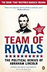 The bestselling and prize-winning study of one of the most legendary American Presidents in history, Team of Rivals by Doris Kearns Goodwin is the book that inspired Barack Obama in his presidency.   When Barack Obama was asked which book he could...