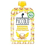 Best Baby Rice - Piccolo Organic Banana, Coconut and Baby Brown Rice Review