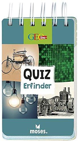 GEOlino Quiz Erfinder   100 spannende Fragen und Antworten   Für Kinder ab 8 Jahren