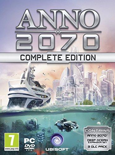 UK Import ANNO 2070 Complete Edition Königsedition - [PC] auf Deutsch spielbar