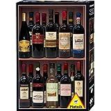 Piatnik - 5624 - Puzzle - Vin - 1000 Pièces