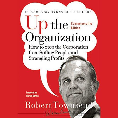 Up the Organization  Audiolibri