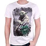 Tshirt Exclu Star Wars - Yoda May The Force