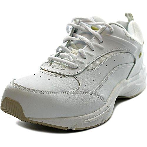 easy-spirit-grasp-donna-us-7-bianco-larga-scarpe-ginnastica