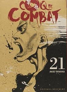 Coq de Combat Nouvelle édition Tome 21
