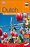 Dutch In 3 Months (with Audio CD) (Hugo in 3 Months CD Language Course)