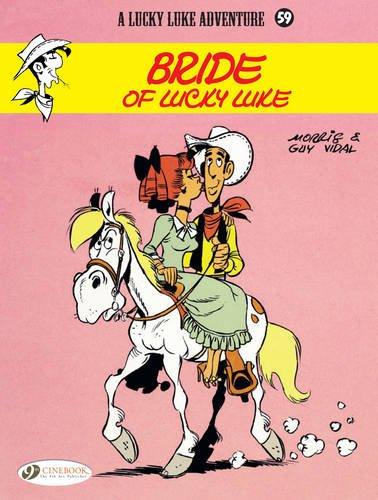 Bride of Lucky Luke (Lucky Luke 59) por Guy Vidal