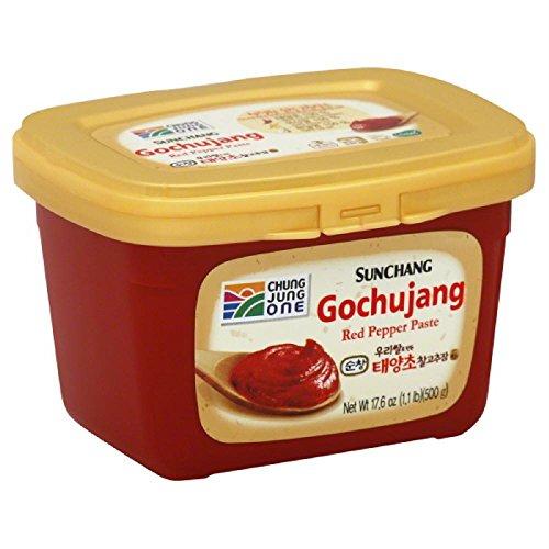 Gochujang scharfe Chilipaste 500gr title=