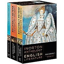 The Norton Anthology of English Literature - 3 volume set: A B & C
