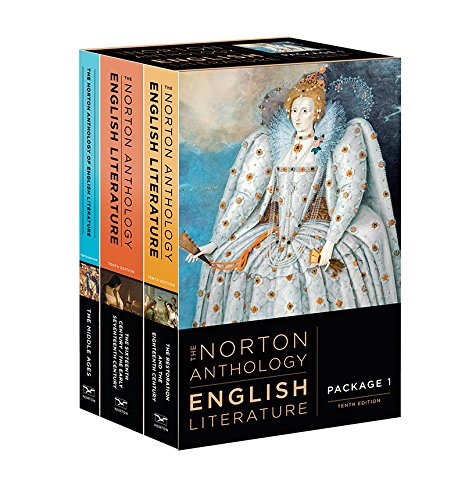 The Norton Anthology of English Literature 1