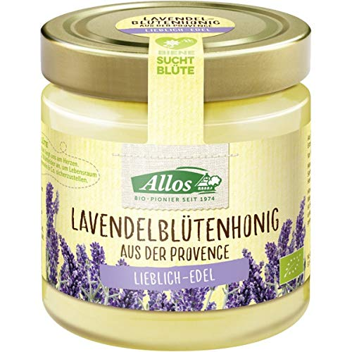 Allos Bio-Lavendelhonig aus der Provence
