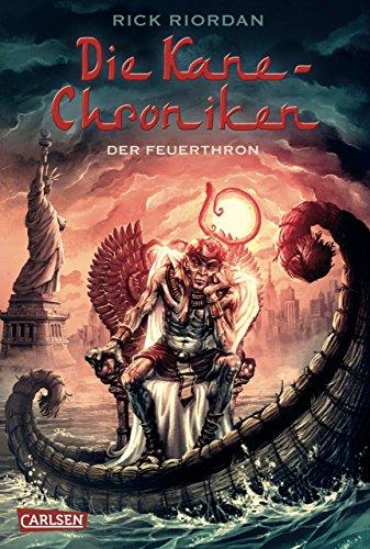 Der Feuerthron (Die Kane-Chroniken 2)