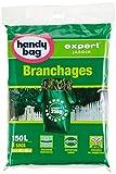 Handy-Bag Expert 3557880352318 Branchages Beutel für Äste, 150l, 8 Stück