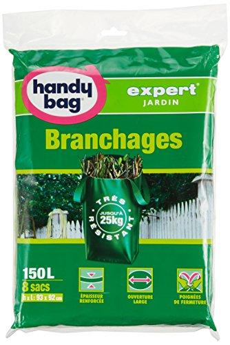 Handy Bag bolsas de basura para ramas y jardín
