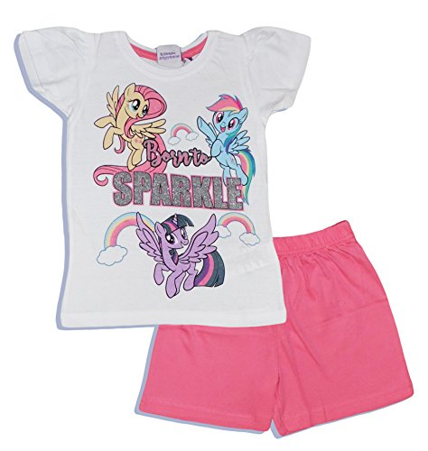 My Little Pony Girls Summer Pajamas