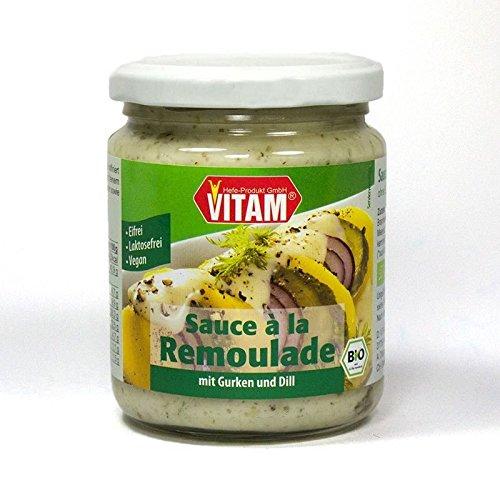 Vitam Remoulade, 225ml (Gurken-dill-dip)