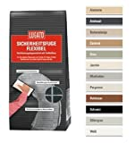 Lugato Sicherheitsfuge Flexibel caramel 1 kg - Fugenmörtel