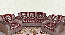 Zesture 10 piece sofa cover and chair cover set