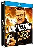 Liam Neeson - Coffret : The Passenger + Non-stop + Sans identité [Blu-ray]