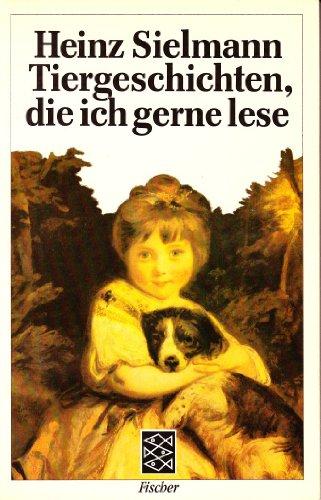 Buchcover Tiergeschichten, die ich gerne lese
