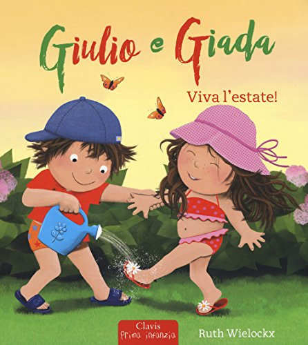 scaricare ebook gratis Viva l'estate! Giulio e Giada. Ediz. a colori PDF Epub