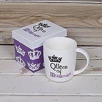 Bright Side Mug - Queen of Mummies (New Design)