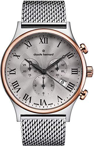 Claude Bernard by Edox Classic Men's Watch 10217.357RM.AIR1 Chronograph