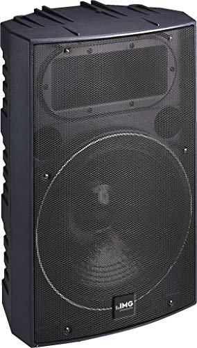 IMG STAGELINE PAB-515/BL Profi-PA-Lautsprecher-box, 300W, 8 Ohm blau