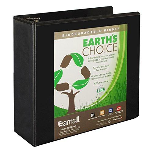 Samsill Earth's Choice Biobased Durable 3 Ring