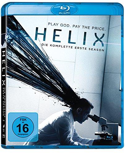 Helix - Season 1 [Blu-ray]