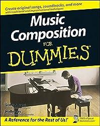 Music Composition For Dummies by Scott Jarrett (2008-01-18)