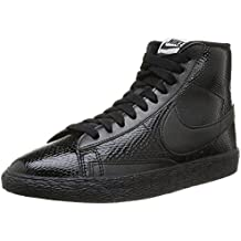 Nike W Blazer Mid Ltr Prm, Baskets mode femme