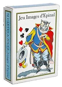 France cartes - Juego de Cartas (390266) (versión en alemán)