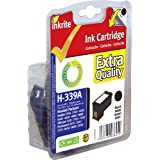 Inkrite Cartridge (HP 339) for HP Deskjet 5740 6520 6620 6840 6980 - C8767E Black