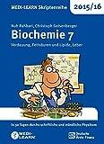 MEDI-LEARN Skriptenreihe 2015/16: Biochemie 7 - Verdauung, Fettsäuren und Lipide, Leber