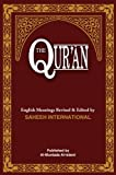 The Quran: English Meanings and Notes
