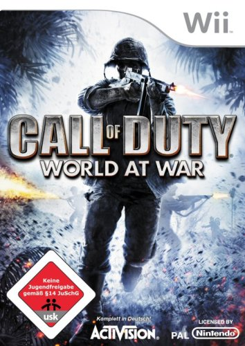 Call Of Duty: World At War (dt.) [Importación alemana]