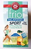 Teekanne Frio Sport Apfel-Zitrone + Magnesium (1x45g)
