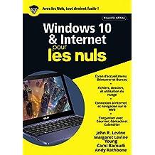 Windows 10 et Internet Mégapoche Pour les Nuls